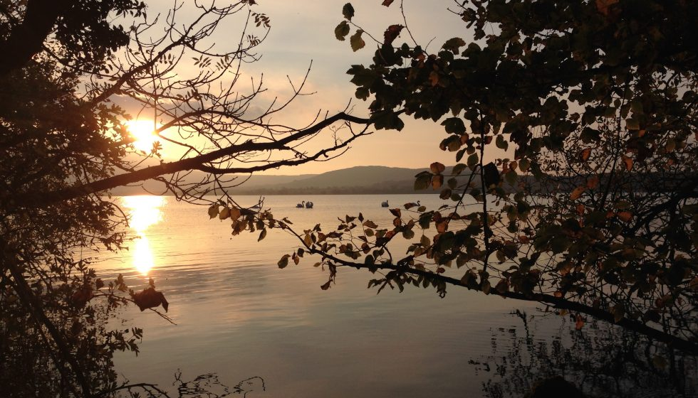 Autumn day retreat satmya